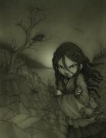 Not a lost girl by CopperAge