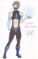Sub-Zero:I am hero others are zero! by divadonna224