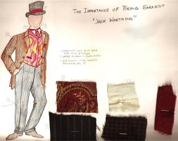 Jack Worthing (The Importance of Being Earnest) by surrexi