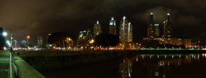 Puerto Madero by Gabrielb1984