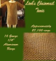 TP Link Chainmail Tunic by LinkInSpirit