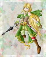 ContestEntry: RPG Lady design by Lady-of-Link