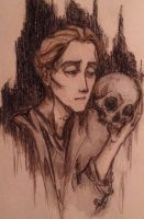 Alas, Poor Yorick! by MzyLeRouge