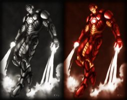 Ironman by ErikVonLehmann