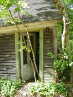 old abandoned- exterior 4 by TinkerBeIIe143