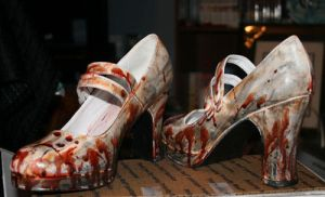 Silent Hill: Origins Shoes by Noblae