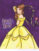 Beauty and the Beast by Gwendolynn13