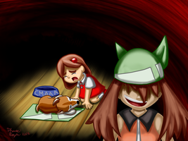 A's Dark Past (Twitch plays Pokemon Emerald) by GriffinFlash