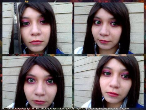 Alice Madness Returns Make up by SapphireEagle