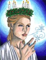 Yuletide Greetings by Shiovra