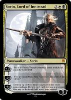 Sorin, Lord of Innistrad Alt. art by MasterEraqus