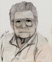 My Grandfather by 74spaceace