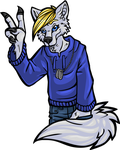 Cody Wolfy by delgrotto
