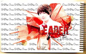 ONEW- THE LEADER by jaz1185