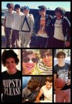 Collage (Larry) by Isabelaliins