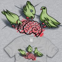 Bird Brainsssss CHANGED REVOTE by amegoddess