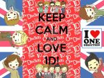 Keep Calm and Love One Direction! by berry331