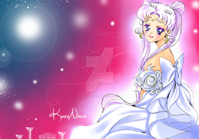 Princess Serenity by Amaterasu82