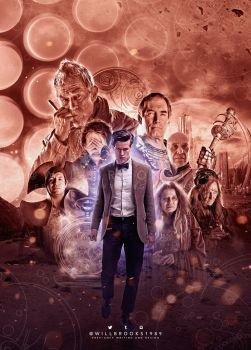 Doctor Who - Titan Comics:The Eleventh Doctor 2.13 by willbrooks