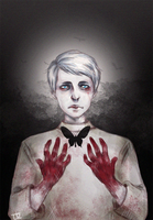 The Evil Within - Leslie by LTsuRei