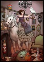 The Victorian Room by Rudeone