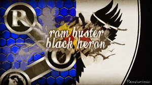 Forever A Movement - Rom Buster vs Black Heron by TheWolfMonster