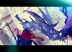 Final Fantasy Lightning Returns-bring It to an End by XIIILuminaXIII