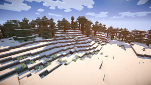Snow ( minecraft) by Tasstomaster