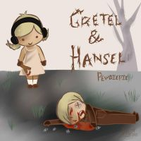 Gretel And Hansel - Pewdiepie by MARIANoiz
