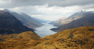 Loch Shiel, Highlands, Scotland by younghappy
