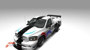 2011 Dodge Ram: Fursona Design by syanhawk