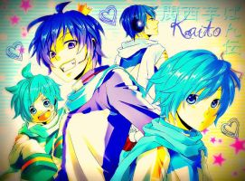 Kaito by omgtheykilledkenny15