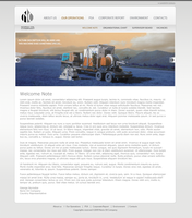 WebSite Design for Oil Company by Jazzoline