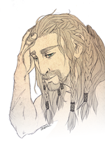 Fili the Dwarf by Lokipitch