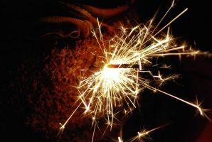 sparklers 2 by elmiry