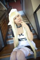 Chii - Chobits by AurieBit