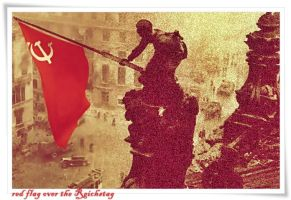 the red flag by ozgurdenizistanbul