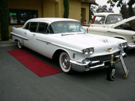 1958 Fleetwood Limo, Oppa Playboy Style by RoadTripDog