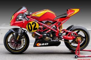 RADICAL DUCATI RAD 02 EVO by obiboi