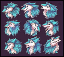 emotion pack by SilvergriN-w