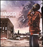 Lupe Fiasco by MxThug