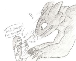 HTTYD and LnS 1 by Mickeymonster