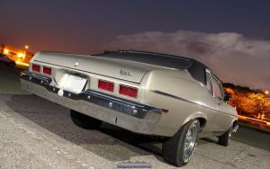 74 Nova - Tail by joerayphoto
