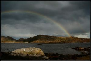 rainbow by cilie