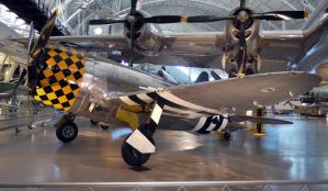 Republic P-47D Smithsonian by shelbs2