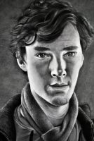 Sherlock-Close up by zakkiya29