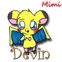 Devin the Charchu ham by MimiTheFox