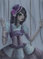 Puppet Puppeteer by pinksnow07