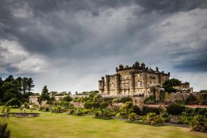 Culzean Castle, Ayrshire by Sagereid