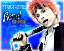 The trickster, Reno by Dhampir123